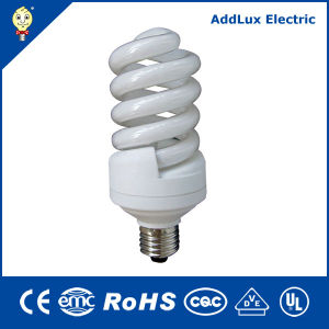 CE UL 15W - 26W Spiral Energy Saving Lights 110-240V pictures & photos