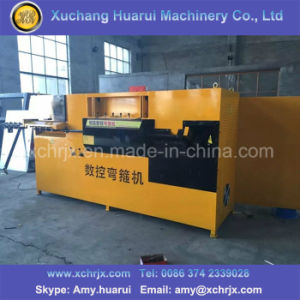 Automatic Rebar Stirrup Bender Machine/CNC Bending Hoop Machine pictures & photos