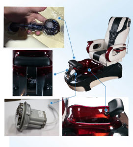 Nail Manicure Pedicure Irest Massage Chair (A301-51) pictures & photos