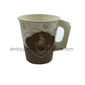 Factory Direct Sales 6oz Disposable Coffee Paper Cup Holder pictures & photos