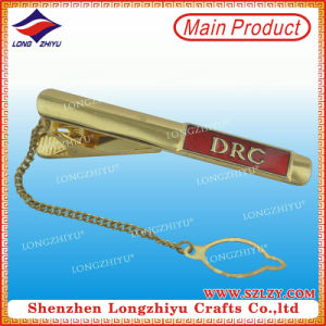 High Quality Tie Clip Gift Tie Clip Tie Clip with Chain pictures & photos