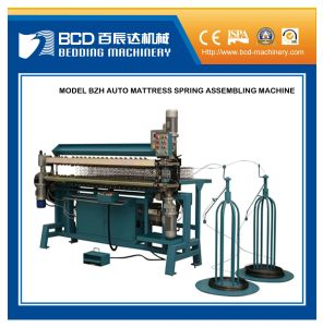 Automatic Mattress Spring Assembling Machine pictures & photos