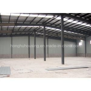 Low Cost Prefab House Warehouse/Workshop in China Foshan pictures & photos