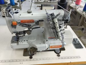 Used Siruba Overlock Joint Seam Sewing Machine (C858K-W122-356) pictures & photos
