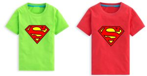 Customizable Childrens T-Shirt with Print Logo pictures & photos