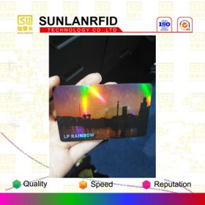 Beautiful Printing Laser PVC Card with Factory Price pictures & photos