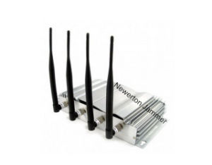 Powerful Cellular Phone Signal Jammer Blocker for 3G GSM Dcs pictures & photos