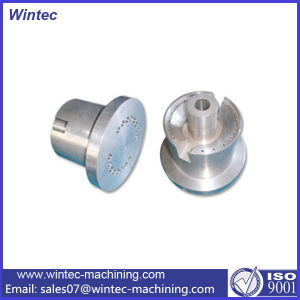 CNC Machined Aluminum Parts CNC Milling Spare Parts Featured Product
