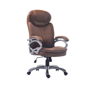 PU Leather Executive Swivel Adjustable Office Director Chair Covers (FS-8822) pictures & photos