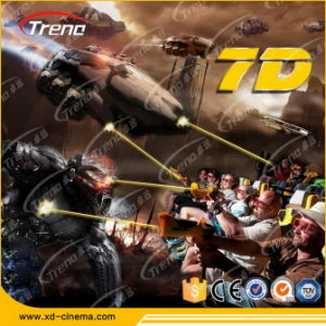 7D Cinema Playground, Indoor Theme Park (XD391) pictures & photos