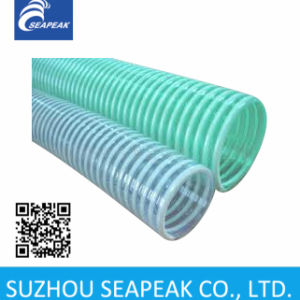 PVC Spiral Hose Witn Plastic Ribs pictures & photos