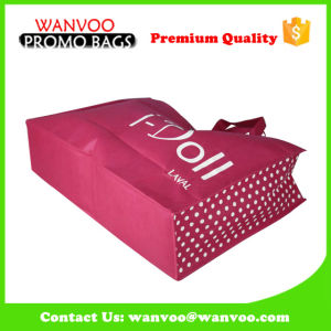 Promotional Supper Snack Tote Carrier Bag Screen Printing pictures & photos