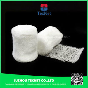 Fluff Gauze Roll for Medical Use pictures & photos