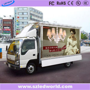 P10 Full Color Mobile Truck Outdoor LED Display pictures & photos