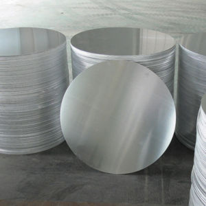 2b Cold Rolled Ddq 201 Stainless Steel Circle pictures & photos