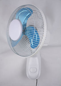 9 Inches Mini Wall Fan (Aluminum) pictures & photos