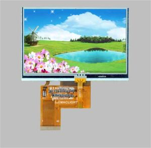 4.3 Inch TFT LCD Module with Touch Screen pictures & photos
