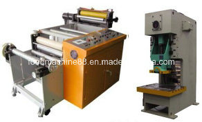 High Accuracy Packaging Foil Containers Equipment (fast speed)