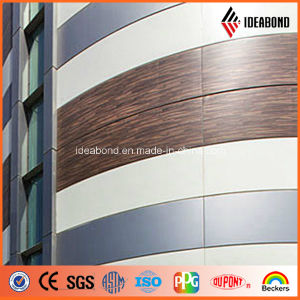 Granite and Timber Look Aluminium Composite Material pictures & photos