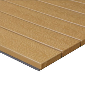 Outdoor Polywood Cafe/Dining Table Top Manufacturer (WPC-001) pictures & photos