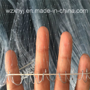 0.18mm*12.5mmsq*200md*150m Nylon Monofilament Fishing Net pictures & photos