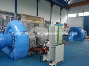 Hydro (Water) Turbine-Generator Indoor/ Hydroturbine pictures & photos