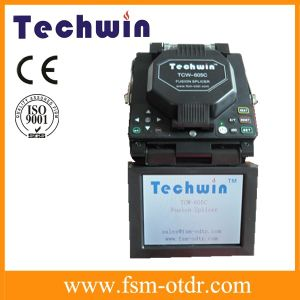 Techwin Fiber Optic Cable Fusion Splicer Tcw-605c pictures & photos