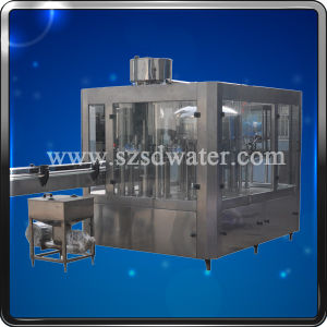 Automatic Mineral Water Bottle Filling Machines for Pure Water Production pictures & photos