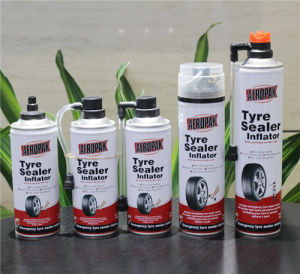 Aeropak Spray Tire Sealer Inflator pictures & photos