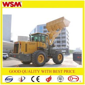 8 Tons Front Wheel Loader 6cbm Bucket Capacity pictures & photos