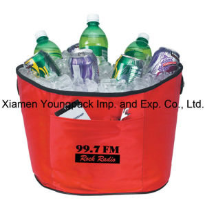 Fashion 420 Denier Polyester Ice Chest Insulated Cooler pictures & photos