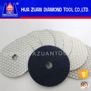 New Arrival Dry Buff Polishing Pads for Granite Marble pictures & photos