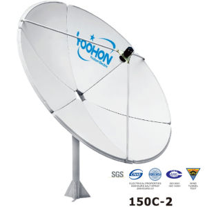 Satellite Dish 1.8m TV Antenna pictures & photos