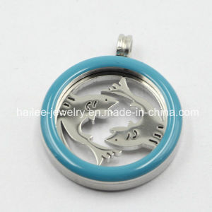 Best Sale Stainless Steel Fashion Locket Pendant for Necklace pictures & photos