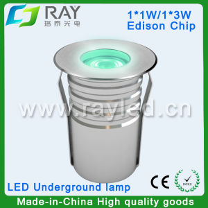 IP67 Single Color/RGB 3in1 LED Underground Lamp