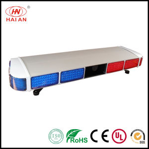 24V LED Strobe Emergency Car Top Roof Warning Light for Police/Firefightertruck Series Amber Blue Red pictures & photos