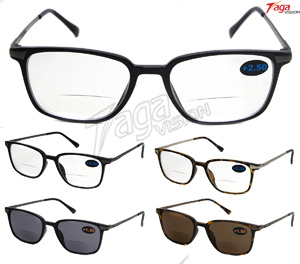 2016 Newest Design Reading Glasses with Bifocal Lens