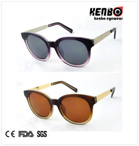 Hot Sale Fashion Sunglasses for Accessory CE, FDA, 100% UV Protection Kp50337 pictures & photos