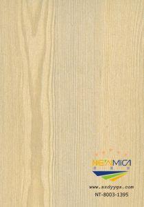Hot Sales Natural Veneer Finish HPL Sheet /HPL Laminate pictures & photos