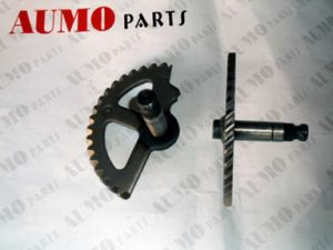 Motorcycle Kick Starter Shaft for D1e41qmb Motorcycle Parts pictures & photos