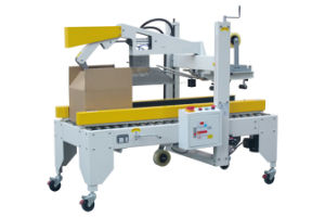 Automatic Folding Carton Box Sealer and Packer pictures & photos