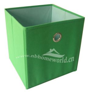 Customized Non Woven Storage Clothing Box