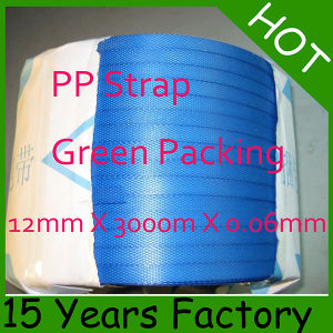 Hot Sale Plastic Recycle PP Strapping pictures & photos