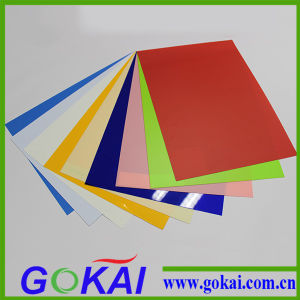 1mm Transparent Rigid PVC Sheet pictures & photos
