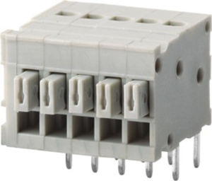 C-UL-Us Standard Spring Terminal Block (WJ211R-2.54) pictures & photos