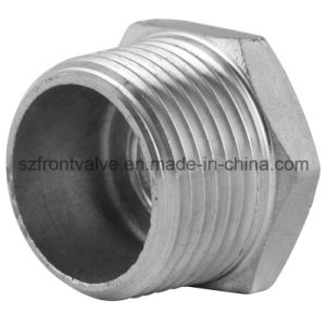 Investment Casting Stainless Steel Hexagon Bushing pictures & photos