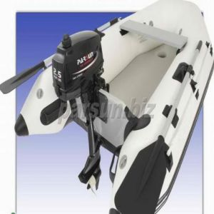 2.5HP 2-Stroke Outboard Engine pictures & photos