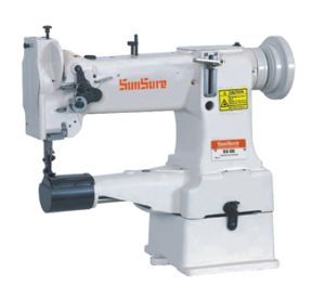 Cylinder Bed Compound Feed Sewing Machine pictures & photos