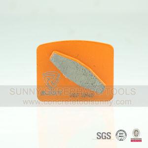 New! Redi -Lock Diamond Concrete Grinding Shoes D07 pictures & photos