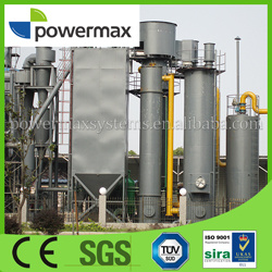 Paper Mill Waste Biomass Gasification Plant, Powermax Generator, Biomass Plant